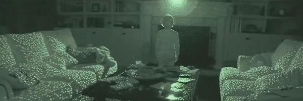 Paranormal Activity 4 kinect