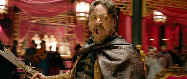 The Man With The Iron Fists Russel Crowe