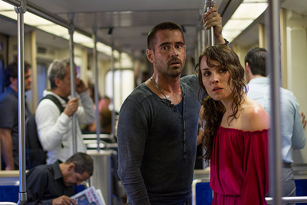 Dead Man Down Noomi