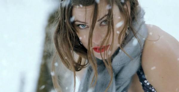 Deadfall Olivia Wilde Snow