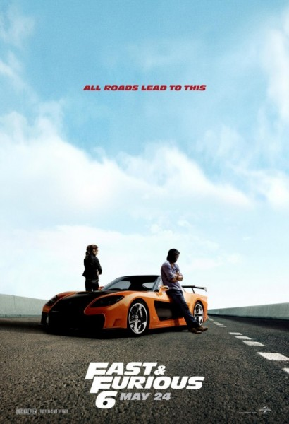 Fast and the Furious 6 Sung Kang