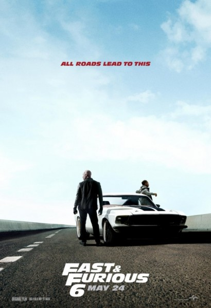 Fast and the Furious 6 Tyrese