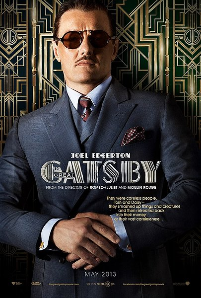 Joel Edgerton Great Gatsby