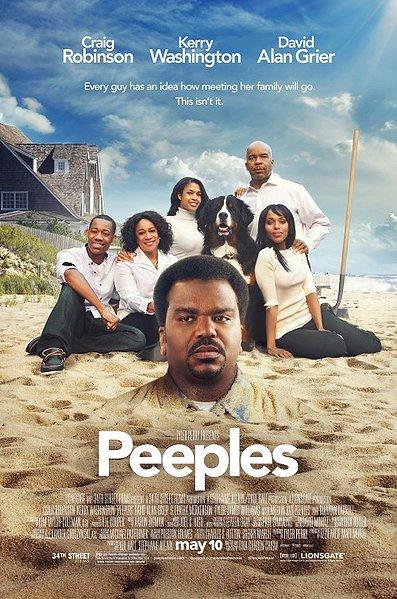 Peeples movie poster