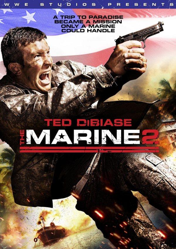 The marine 2 movie poster