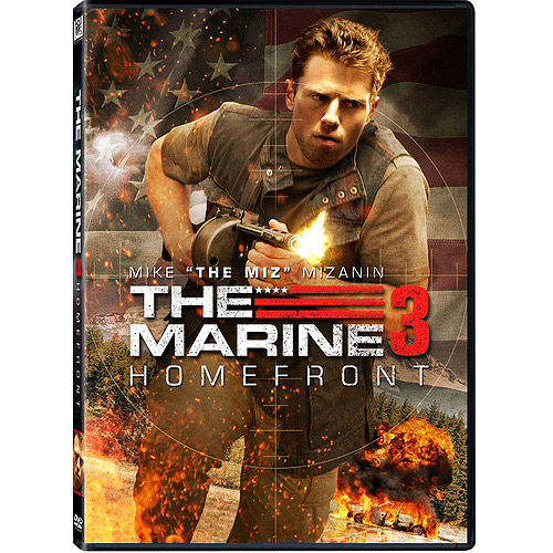 The marine 3 movie poster