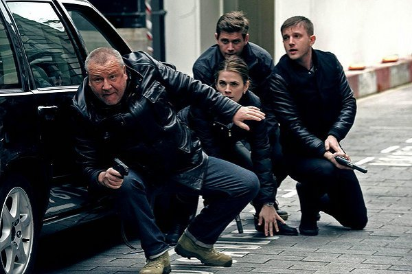 The Sweeney Ray Winstone