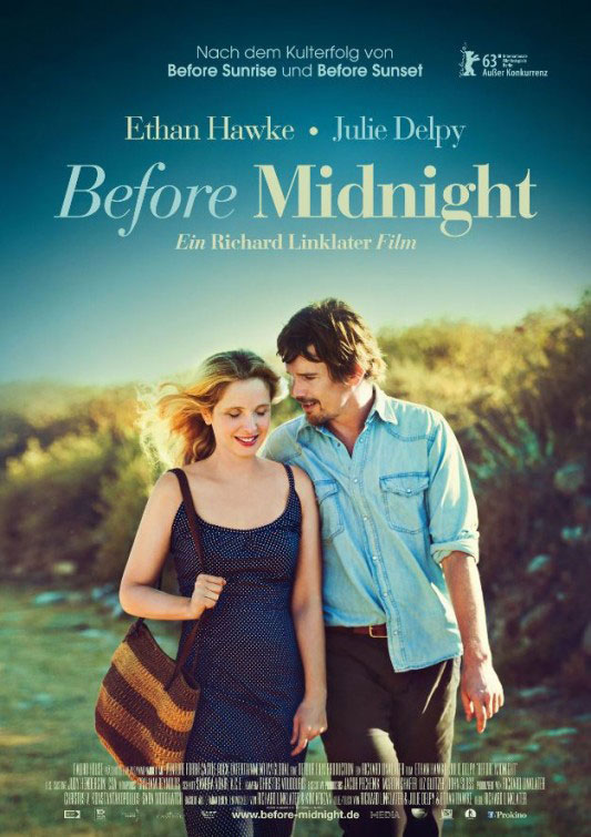Before Midnight movie poster 2