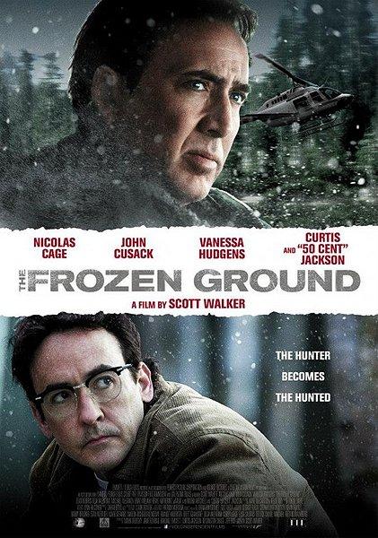 The Frozen Ground movie poster