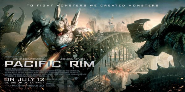 Pacific rim monsters