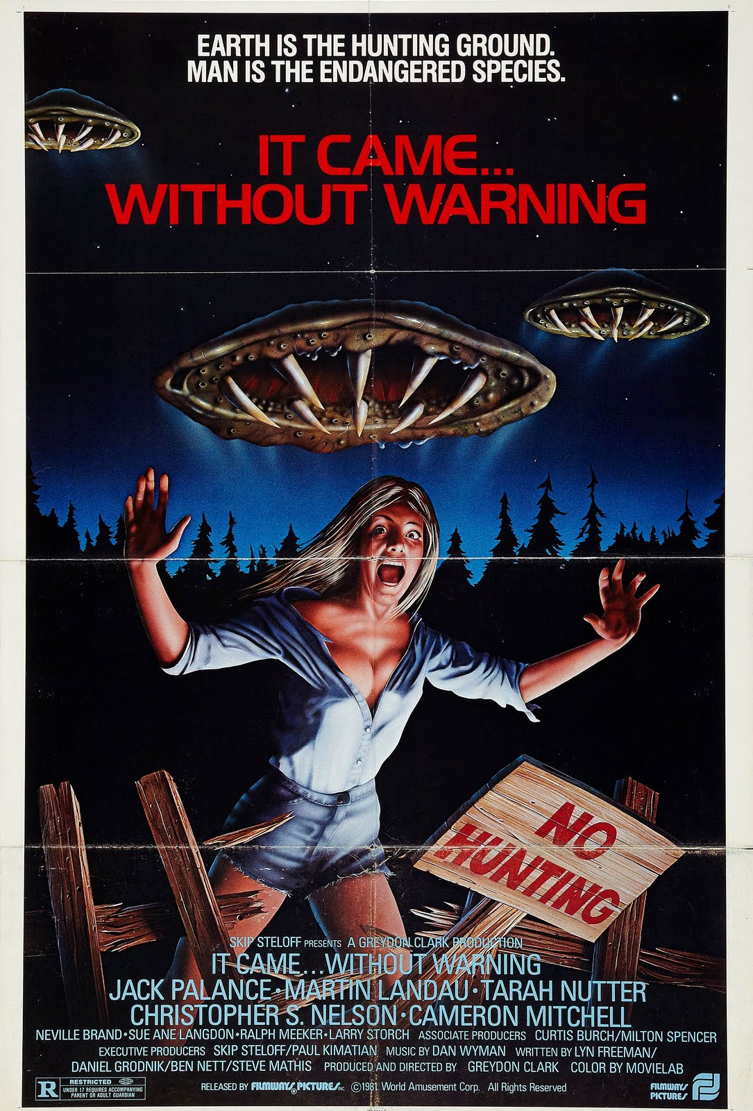 John's Old School Horror Corner: Without Warning (1980), a ...