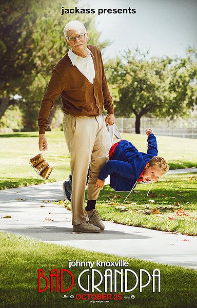 Bad Grandpa movie poster