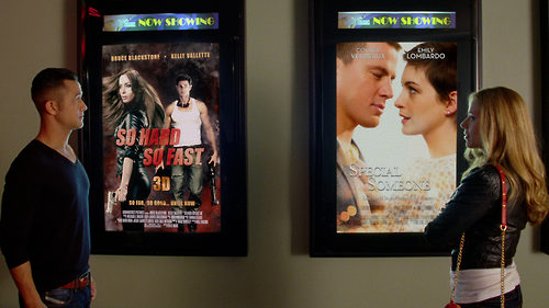 Don Jon fake movie posters