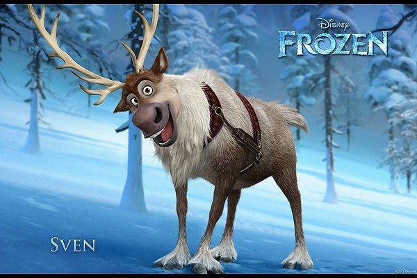 Frozen Sven