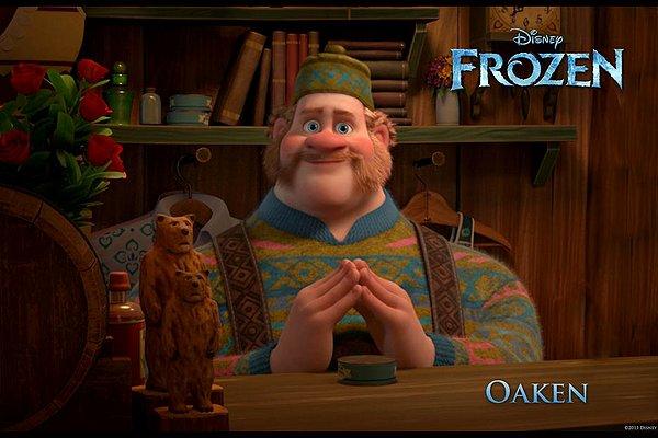 Oaken Frozen