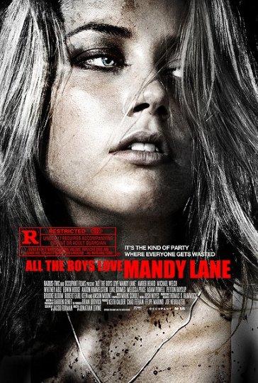 all the boys love mandy lane movie poster
