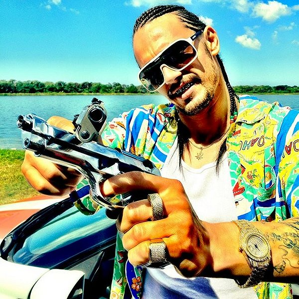 Franco alien springbreakers