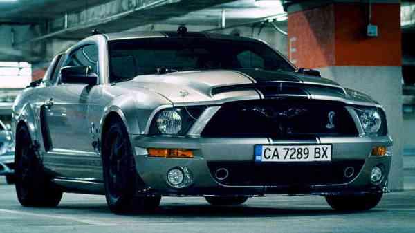 Getaway Car Cobra