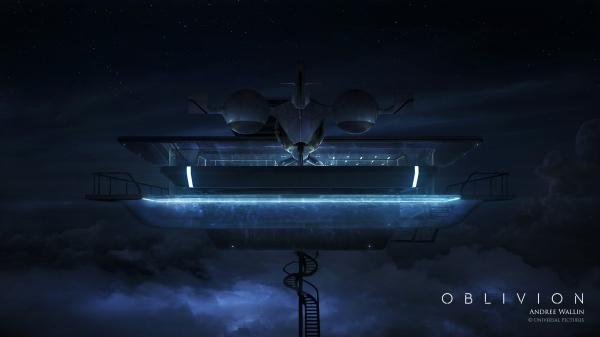 Oblivion sky tower