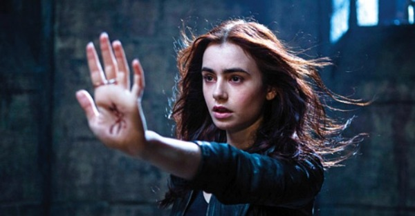 The Mortal Instruments Lilly Collins Shadowhunter