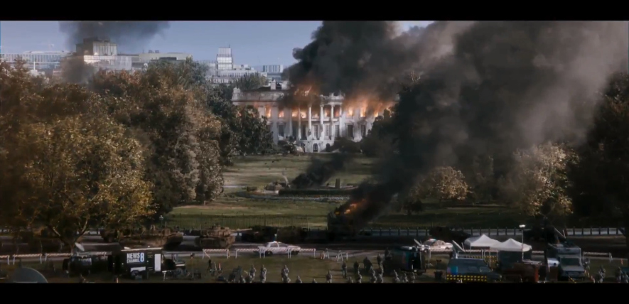 Bad Movie Tuesday White House Down 2013 Two Hours Of Channing