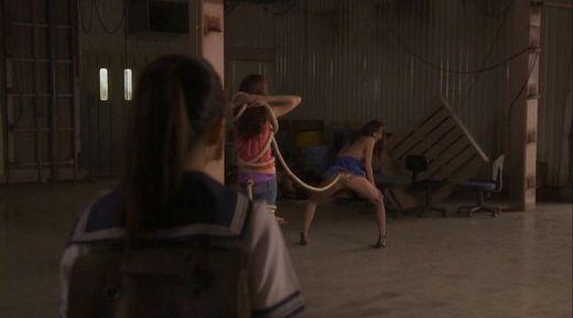 Heida reed lesbian scenes in stella blomkvist s01e05 - 3 part 7