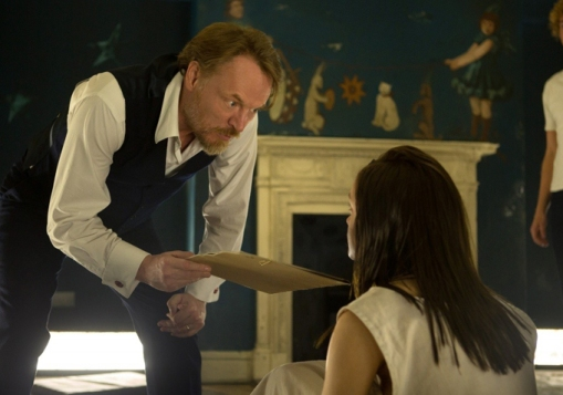 jared harris quiet ones