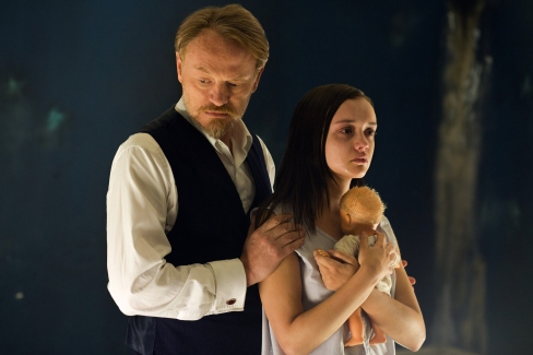 quiet jared harris