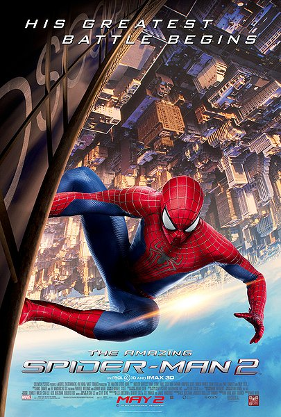 The Amazing Spider Man 3 movie poster