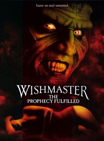wishmaster 4 poster