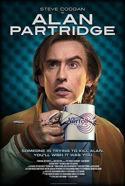 Alan Patridge movie poster