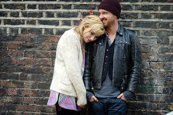 Long Way Down Imogen Poots Aaron Paul