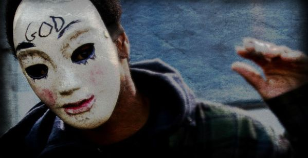 The Purge Anarchy masked man