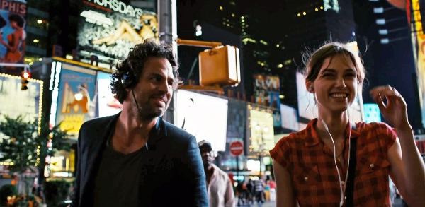 begin again New York