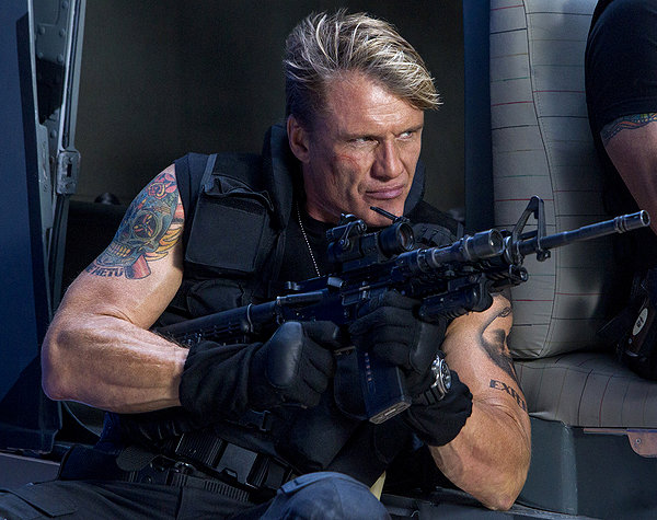 Expendables 3 Dolph