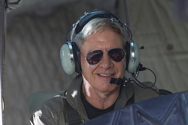 Expendables 3 Harrison Ford