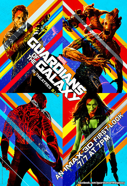 Guardians of the Galaxy: The A-Holes Assemble | Movies, Films & Flix
