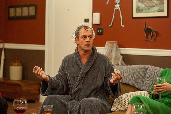 They Came together Christopher Meloni