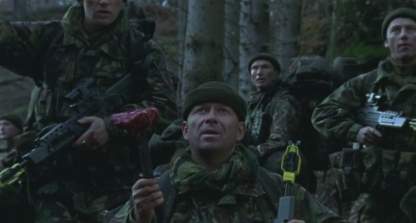 Dog Soldiers army men