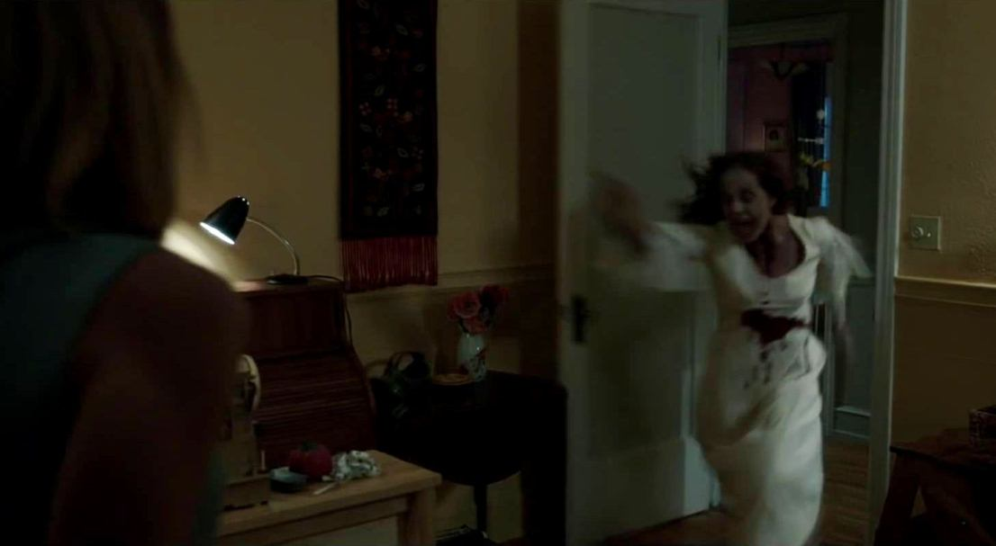 John's Horror Corner: Annabelle (2014), an incompetently made evil doll movie and a MAJOR ...