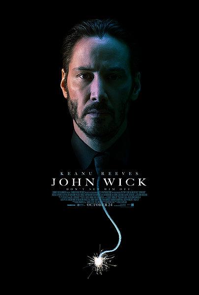 jonh wick poster