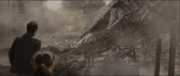 Godzilla Nap