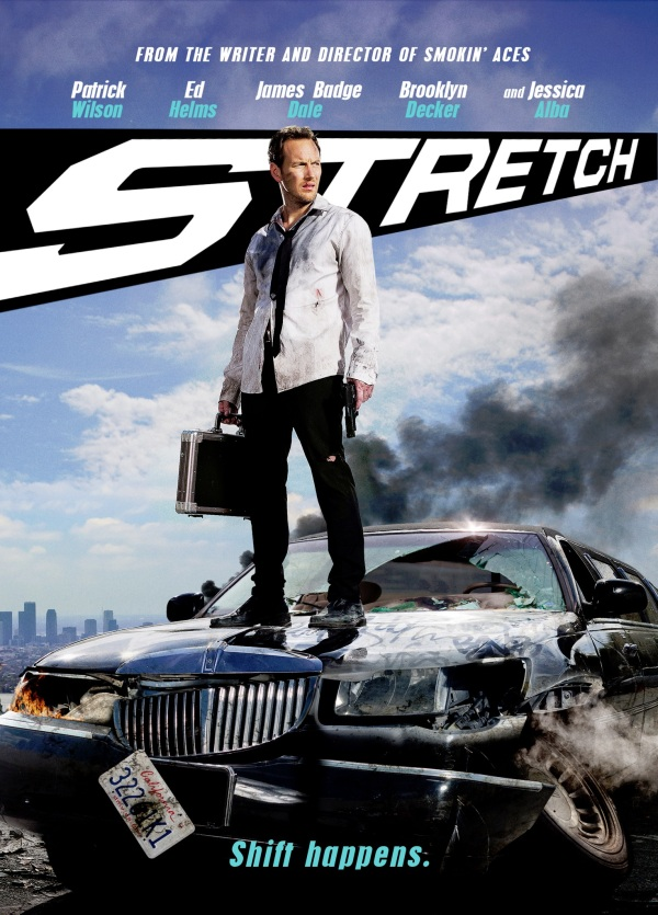 Stretch Movie Poster