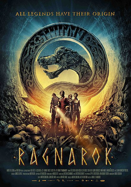 Ragnarok movie poster