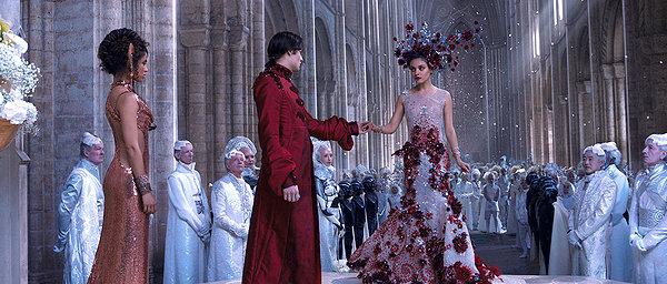 Jupiter Ascending Mila Kunis dress