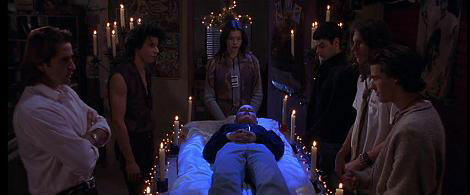 Empire Records Funeral