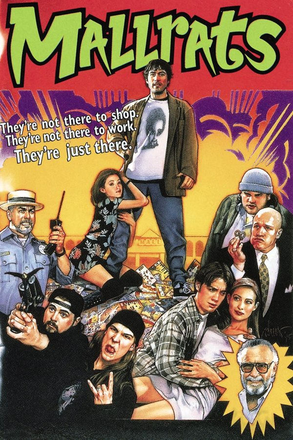 Mallrats movie posters