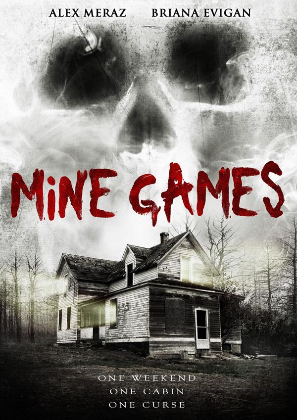 John's Horror Corner: Mine Games (2012), a B-movie that