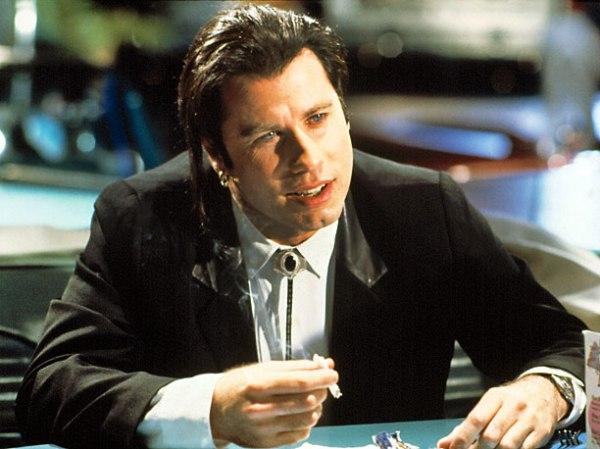 John Travolta Pulp Ficiton