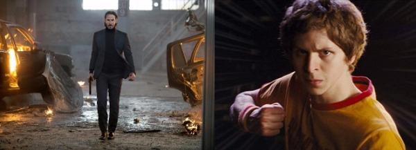 John Wick vs. Scott Pilgrim